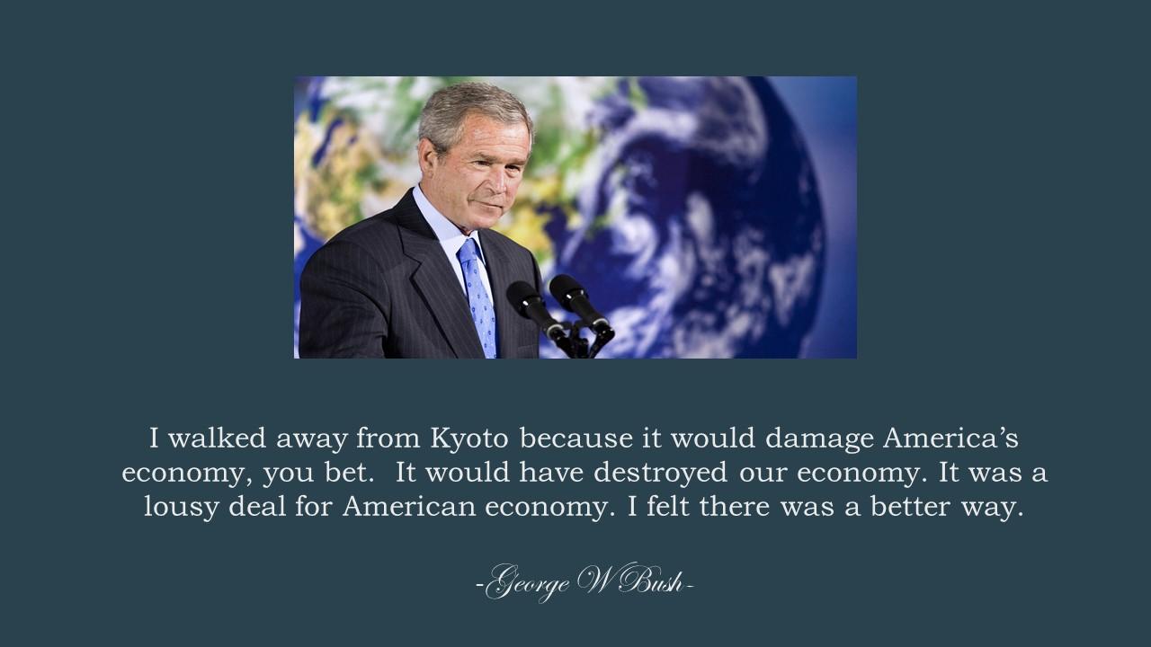 Kyoto-Bush